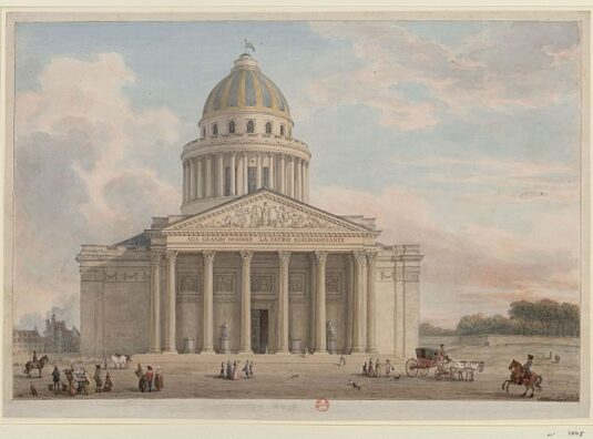 How Many Women are Honored in the Panthéon?...