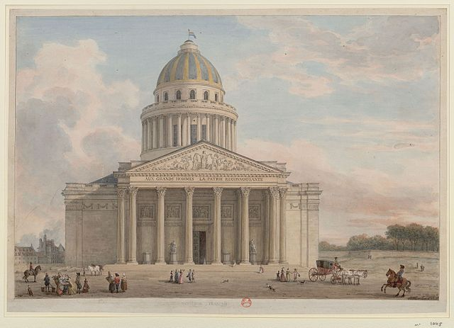 How Many Women are Honored in the Panthéon?