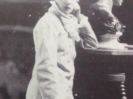 Sarah Bernhardt, the Artist...
