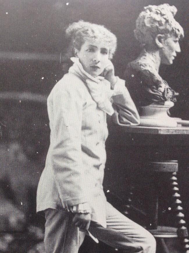 Sarah Bernhardt, the Artist