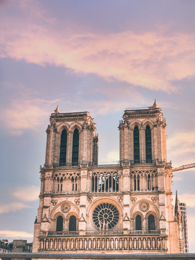 Letter from Paris: September 22, 2021 News Digest