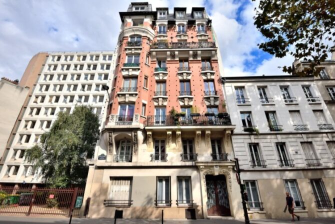 For Sale: Charmingly Renovated Duplex near Canal St Martin