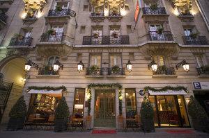 Hotel Lenox Montparnasse. ©Bookings.com