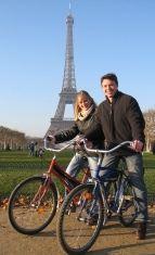 Fat Tire Bike Tours of Paris
