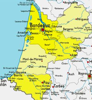 Map Of Valence France
