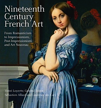 book, Nineteenth Century French Art