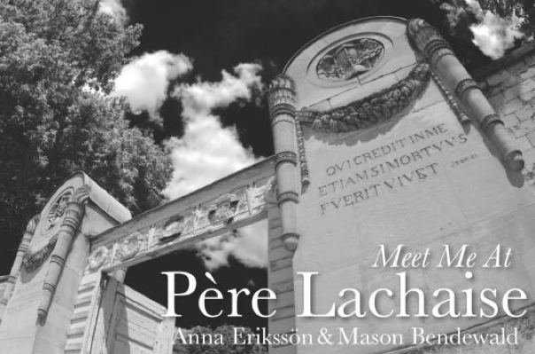 book, Meet Me at Pere-Lachaise ©amazon.com