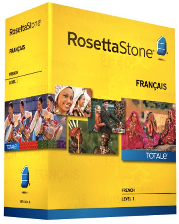 Rosetta Stone, French Level 1 ©amazon.com