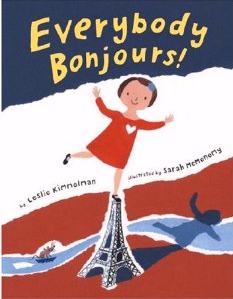 book, Everybody Bonjours!, amazon
