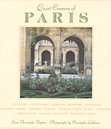 book cover, Quiet Corners of Paris