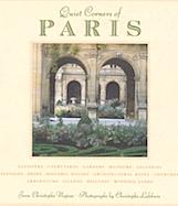 book cover, Quiet Corners of Paris