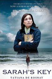 Sarah's Key novel with movie film tie-in
