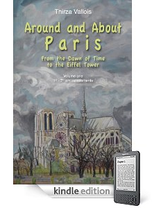 book, Around and About Paris, Vol. 1 by Thirza Vallois