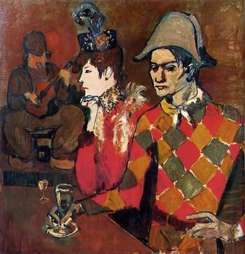 """Lapin Agile"" by Picasso"