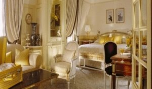 Booking.com, Hotel Meurice, suite