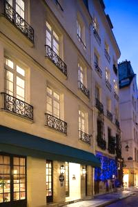 Hotel des Deux Iles, 3 star in 4eme near Notre Dame ©booking.com