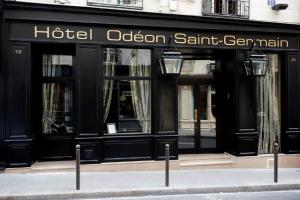 Hotel Odéon Saint-Germain. Photo courtest of booking.com