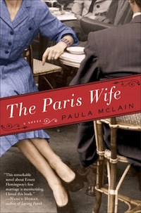 The Paris Wife, book cover
