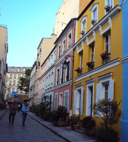 rue Cremieux. Photo: Arthur Palacio