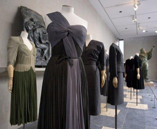 Madame Gres Exhibit © france24.com