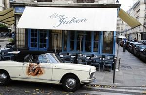 Paris restaurant: Chez Julien