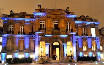 venue, Hotel Salomon de Rothschild