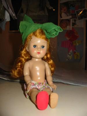 Doll at L'Atelier de Maïté