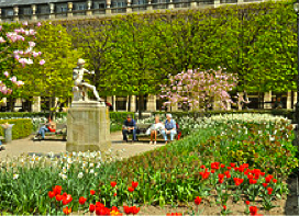 Context Travel Garden Tours of Paris