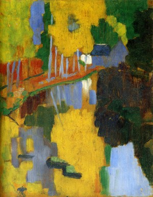 Paul Sérusier - The Talisman