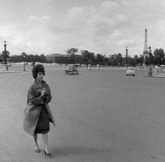 Paris scene circa 1960, Chronique d'un êtê