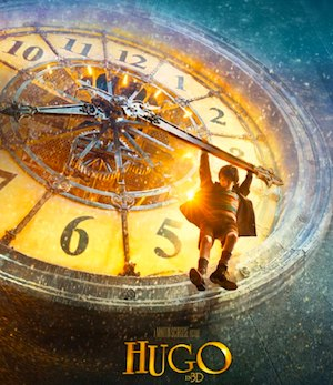 Hugo, a film by Martin Scorcese.