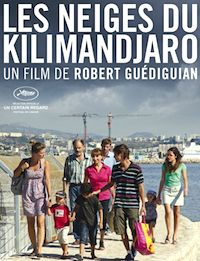 "Poster for ""The Snows of Kilimanjaro"" credit ©Pierre Milon"