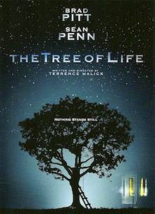 movie poster, THE TREE OF LIFE courtesy Fox Searchlight Pictures