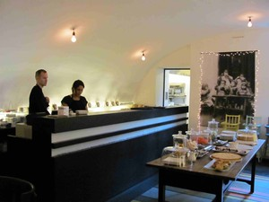 The Bonpoint Tea Room