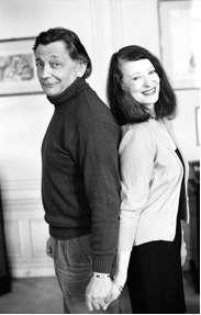 Joanne and Gerry Dryansky