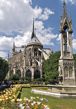 Notre Dame ©Peter Riviera