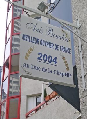 Boulangerie Au Duc de la Chapelle