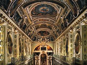 Chapelle de la Sainte-Trinité  ©Château de Fountainebleau