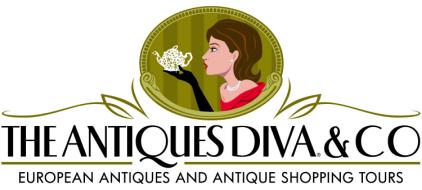 logo ©TheAntiquesDiva™