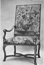 Louis XIV chair