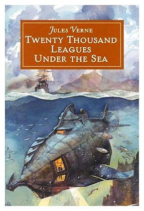 Jules Verne's book