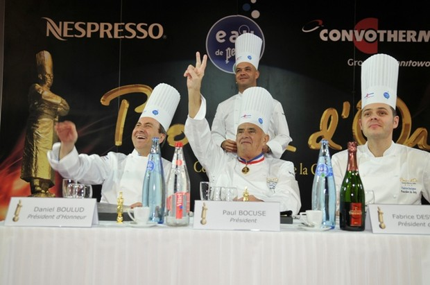Bocuse d'Or Judging. Photocredit: Maralyn Hill.
