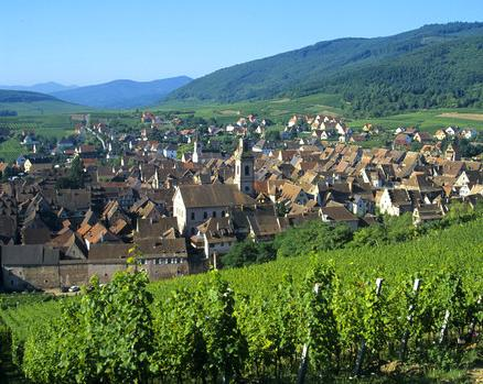 Riquewihr  publicity photo from Ribeauville-Riquewihr Tourism Office