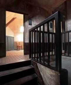 Vincent Van Gogh's room, #5 at Auberge Ravoux. Photo courtesy Auberge Ravoux.