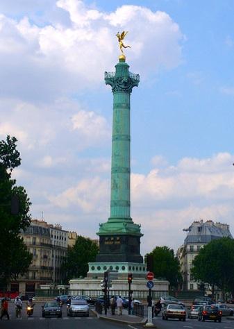 Colonne de Julliet, Bastille ©Nickstone333