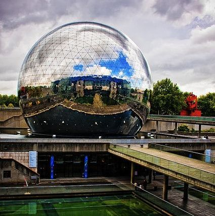 Cite des sciences © Cyber nomad