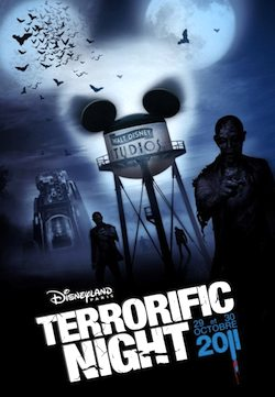 Terrorific Night 2011. Photo: Disneyland Paris