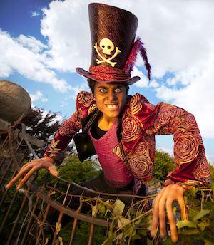 Dr. Facilier. Photo: Disneyland Paris.