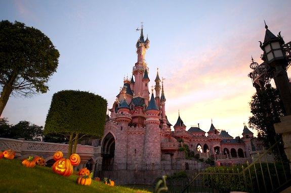 Sleeping Beauty Castle. Photo: Disneyland Paris