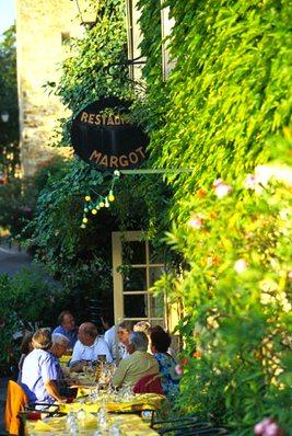 Chez Margot in Mirmande @josenicolas